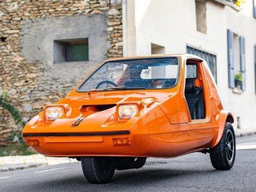 Những mẫu ô tô 3 bánh độc đáo nhất thế giới