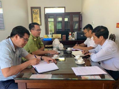 Sẽ khởi tố vụ tàn phá hơn 12.000 m2 rừng ở giáp ranh tỉnh Đắk Lắk và Gia Lai