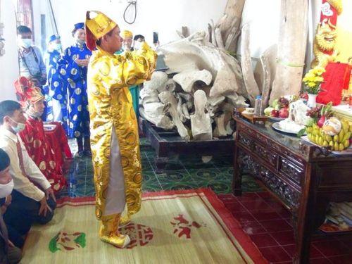 Đặc sắc Lễ hội cầu ngư của làng biển Cảnh Dương