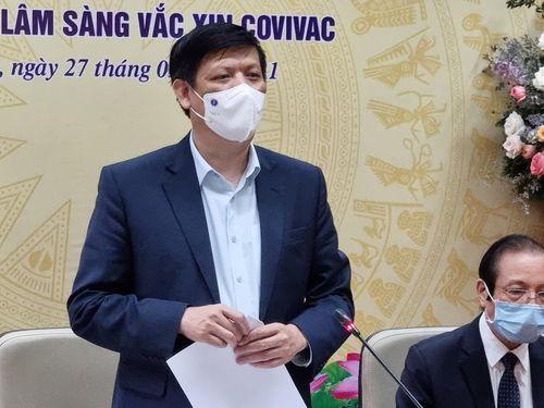 Việt Nam dự kiến tiêm thử nghiệm lâm sàng vaccine Covid-19 thứ 2 vào tháng 3