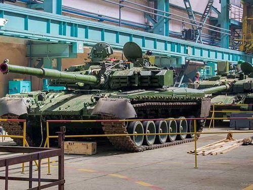 Chuyên gia Nga đáp trả cáo buộc 'ăn cắp công nghệ' xe tăng T-84 Oplot của Ukraine
