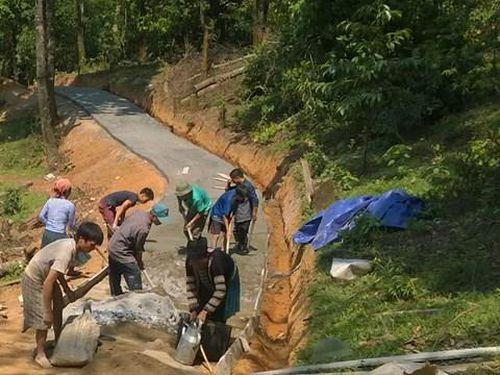 Lai Châu khởi sắc cùng nông thôn mới