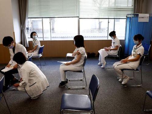 Lý do Nhật Bản chậm trễ tiêm vaccine COVID-19 dù Thế vận hội sắp diễn ra