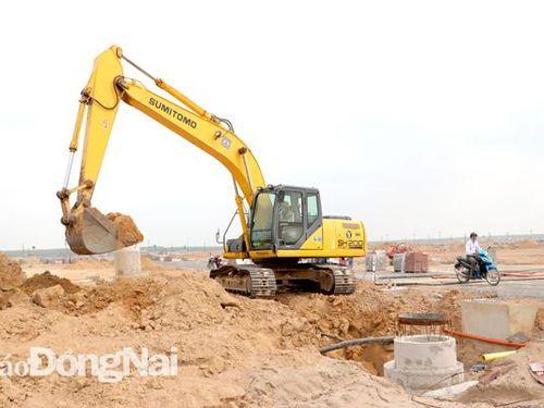 Phê duyệt kế hoạch lựa chọn nhà thầu dự án xây dựng trường mầm non và chợ tại khu tái định cư Lộc An - Bình Sơn