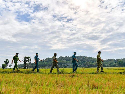 Tăng cường lực lượng kiểm tra, tuần tra phòng, chống dịch bệnh ở vùng biên giới