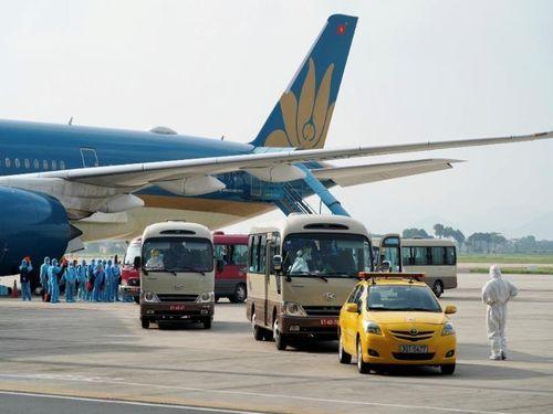 Sắp có nhiều chuyến bay đưa công dân về nước