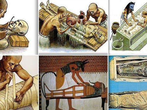Chuyên gia giải mã bí mật về quy trình ướp xác của Ai Cập