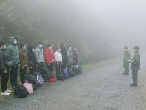 Hà Giang: Phát hiện 10 công dân nhập cảnh trái phép