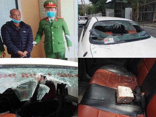 Con nghiện bị bắt tạm giam vì chuyên phá hoại tài sản
