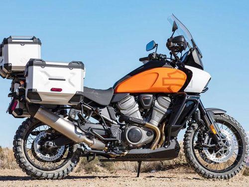 Ngắm môtô đa dụng đầu tiên của Harley-Davidson, giá hơn 17.000 USD