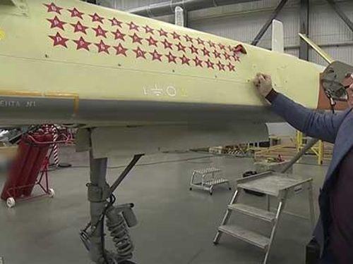 Mỹ ngạc nhiên khi UAV Orion Nga cất cánh từ sân bay T4 Syria
