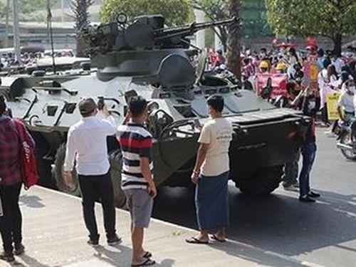 ASEAN nỗ lực giải quyết khủng hoảng Myanmar