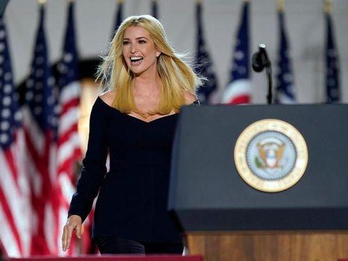 Ivanka Trump có thể tham gia tranh cử phó tổng thống vào năm 2024