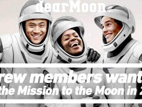 Tỷ phú Nhật mời 8 người cùng du ngoạn Mặt Trăng miễn phí