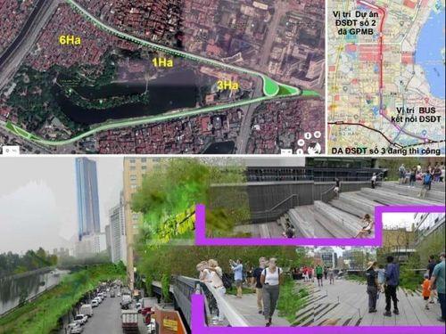 Hà Nội: cây xanh và những bản quy hoạch... 'màu xám'