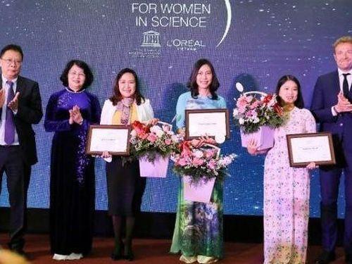 Cơ hội nhận tài trợ 150 triệu đồng dành cho các nhà khoa học nữ tài năng
