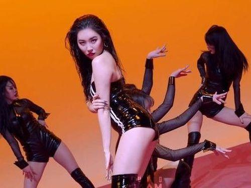 Đằng sau màn vũ đạo gợi cảm của Sunmi