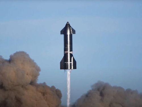 Elon Musk tiết lộ lý do tên lửa SN10 của SpaceX phát nổ
