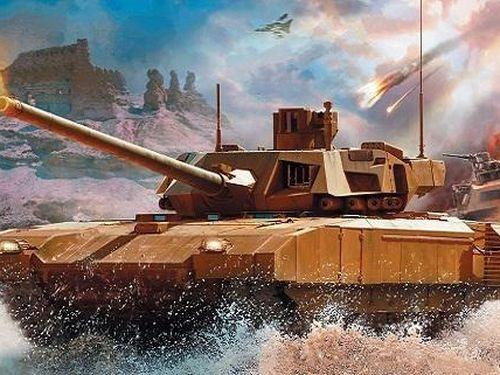 6 nước muốn mua T-14 'Armata' – MBT của tương lai