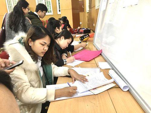 Hướng dẫn tổ chức thi tuyển viên chức giáo dục
