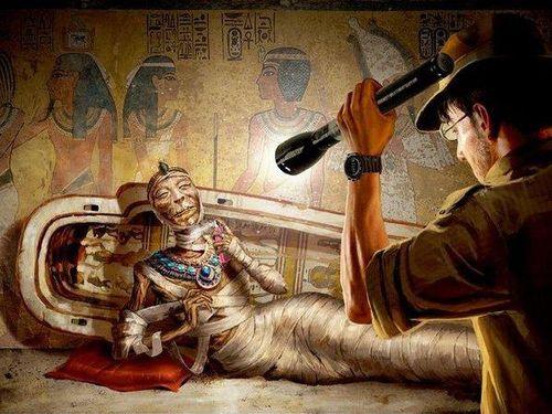 Giải mã lọ nước hoa 2.000 năm của nữ hoàng Cleopatra