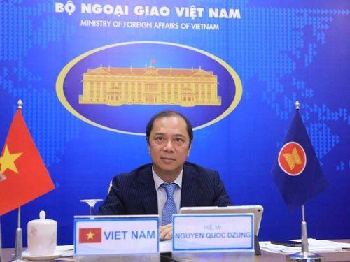 Australia và ASEAN cam kết chung tay duy trì an ninh tại Biển Đông