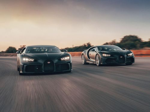 Volkswagen chốt tương lai của hãng xe Bugatti gây bất ngờ