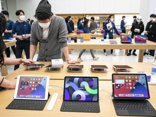 iPad cao cấp có thể ra mắt tháng 4