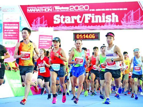 Tiền Phong Marathon 2021: Cơ hội cho VĐV phong trào dự giải châu lục