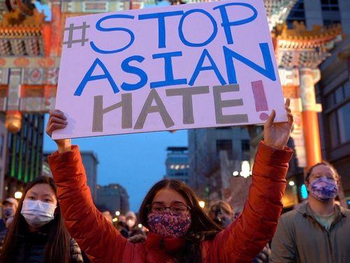 'Thật đáng sợ khi là phụ nữ người Mỹ gốc Á'