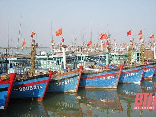 Học theo Bác, ngư dân Hoằng Trường quyết tâm bám biển