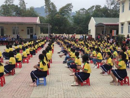 Khó 'phủ kín' trường chuẩn ở miền núi Thanh Hóa