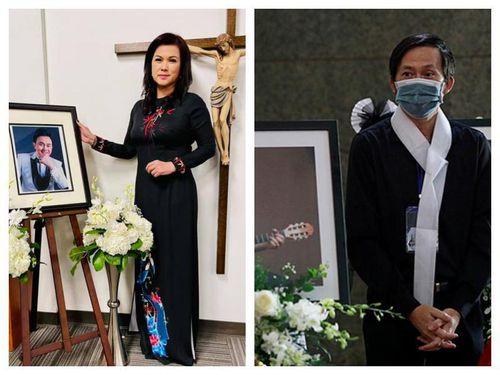 Vợ nghệ sĩ Chí Tài nói gì với NSƯT Hoài Linh trong buổi lễ tưởng nhớ 100 ngày mất của chồng?
