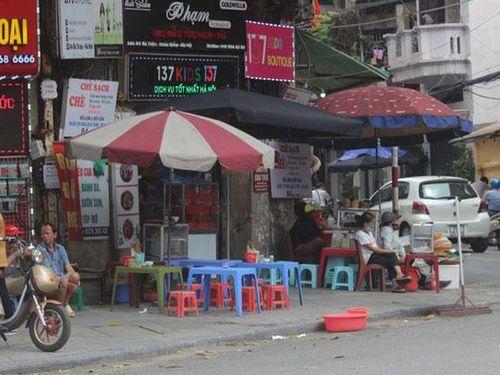 Tái diễn vi phạm trật tự đô thị tại Hoàng Mai