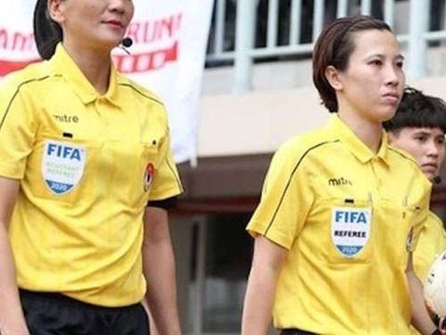 Trọng tài nữ Việt Nam trước cơ hội ra World Cup
