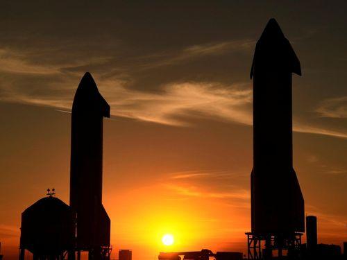 Tên lửa cuối cùng của NASA