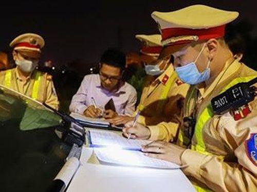 Theo chân CSGT Bắc Ninh xử lý 'ma men'