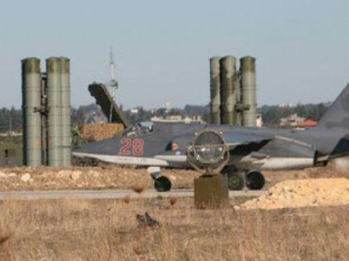 Căn cứ tên lửa của Iran ở Syria được S-400 Nga che chở