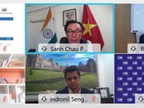 Diễn đàn kết nối doanh nghiệp Việt Nam - Ấn Độ
