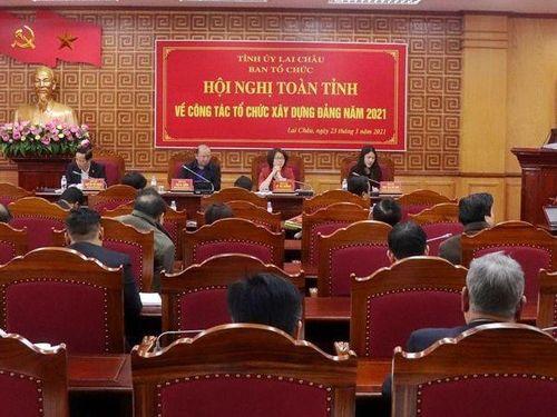 Chủ động tham mưu thực hiện các nhiệm vụ về tổ chức xây dựng Đảng