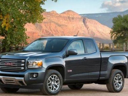 Chevrolet Colorado, GMC Canyon chậm xuất xưởng do thiếu chip