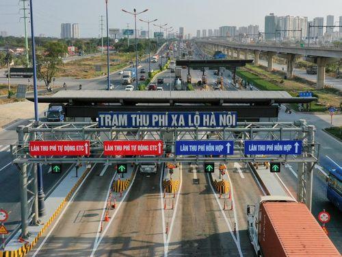 BOT xa lộ Hà Nội trước ngày thu phí chính thức