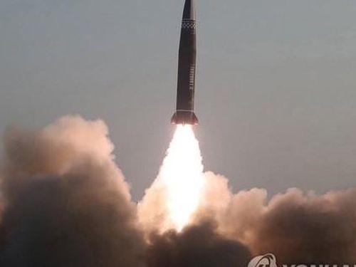 Giải mã loại tên lửa 'xịn' của Triều Tiên vừa được phóng