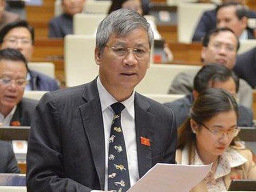 ĐBQH Nguyễn Anh Trí: 'Điều vui nhất đối với chúng tôi là được tự do thể hiện chính kiến của mình'