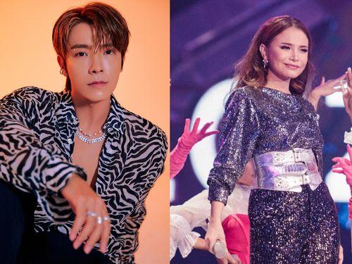 Donghae (Super Junior) hợp tác cùng diva Indonesia