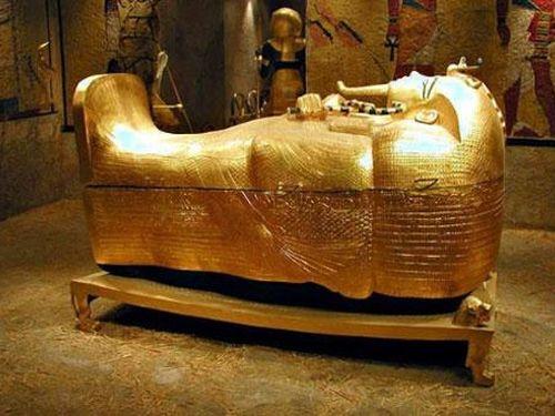 Những bí mật còn ẩn giấu trong lăng mộ Pharaoh (Kỳ 1)