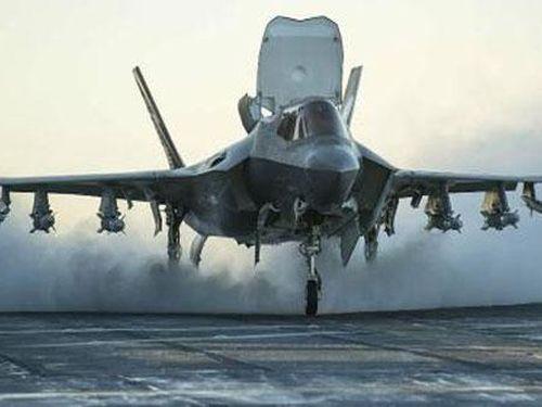 Nga hưởng lợi khi Anh giảm số lượng F-35B