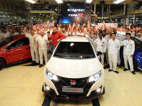 Nhà máy lắp ráp ô tô Honda ở Anh về tay chủ mới
