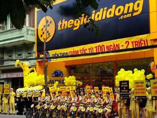 Đà thu hẹp cửa hàng Thegioididong.com đã dừng lại