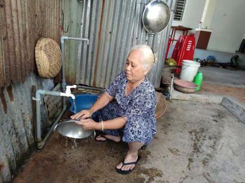 Nâng cao khả năng cấp nước sạch phục vụ người dân